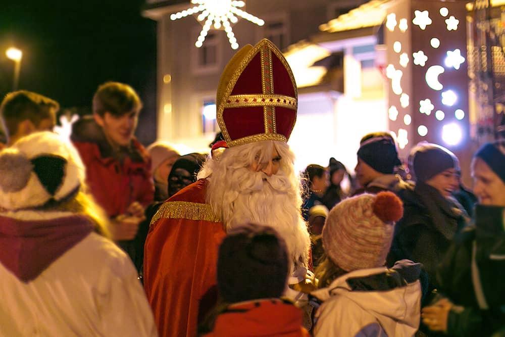 Weihnachtsmarkt Entlebuch 2015