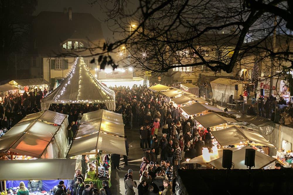 Weihnachtsmarkt Entlebuch 2016